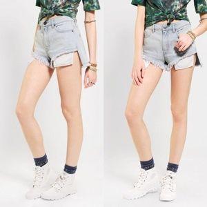 BDG | NWT High Rise Lou Shortie Shorts sz 28